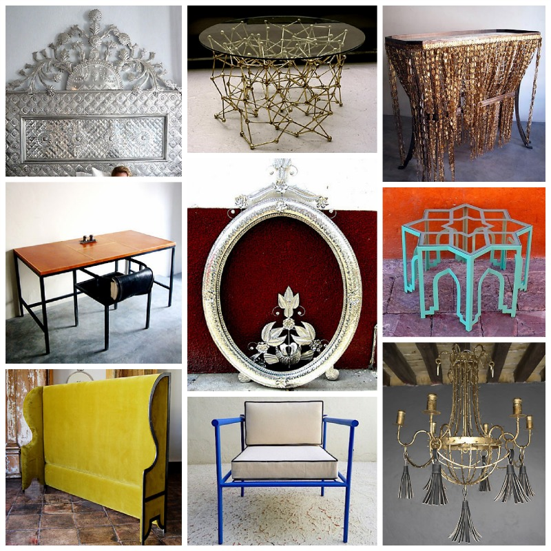 Nomad Luxuries A Photo Collage Of The Casamidy Collection; An Intricate And  Ornate Array Of
