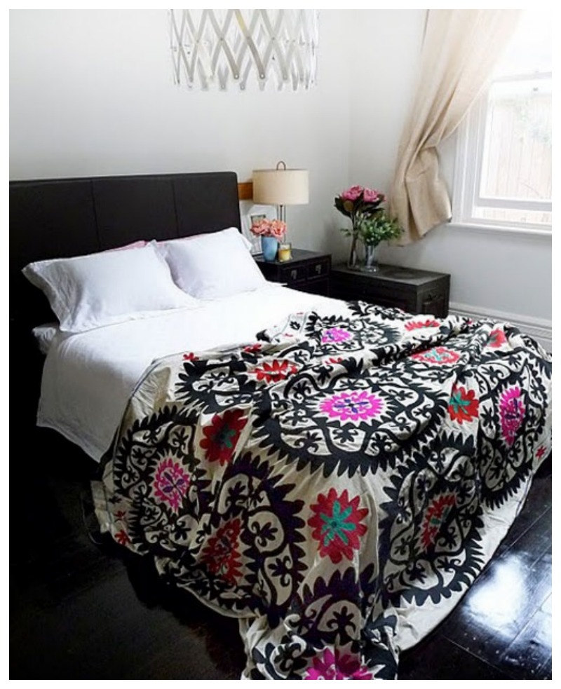 bed cover suzani 800