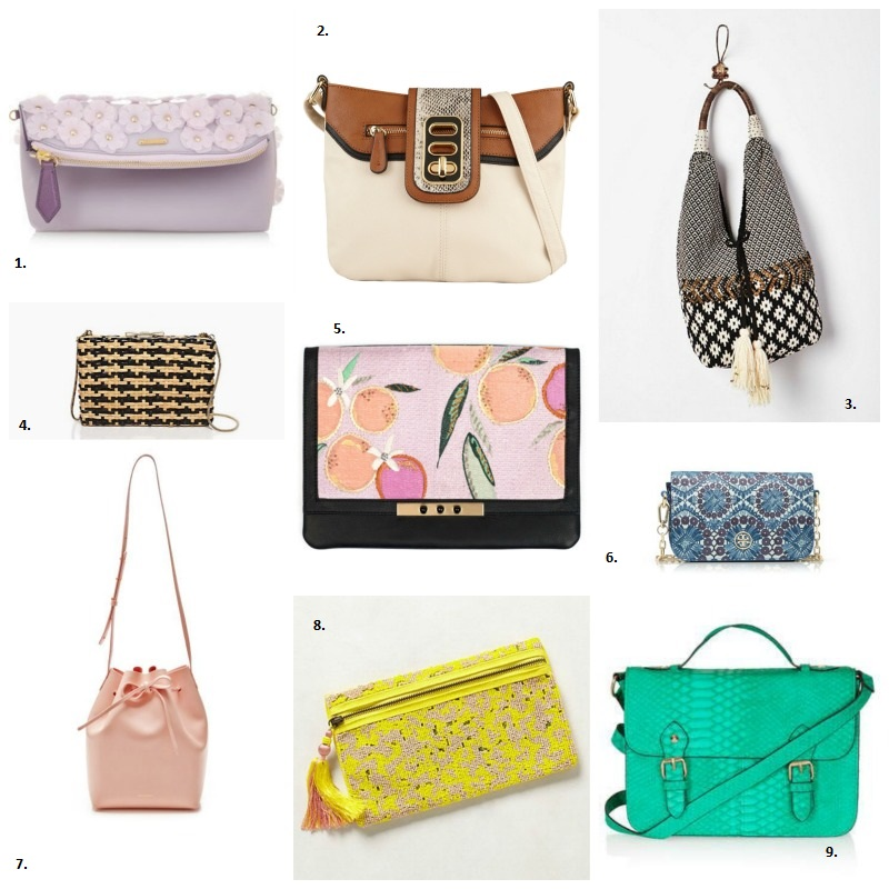 9 Must-Have Bags for Spring