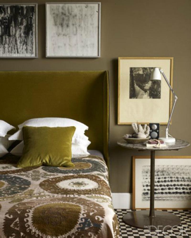 green comforter 800