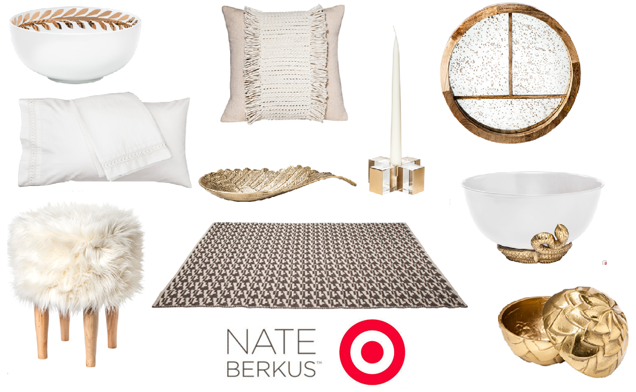 Nate Berkus For Target Fall Collection Nomad Luxuries