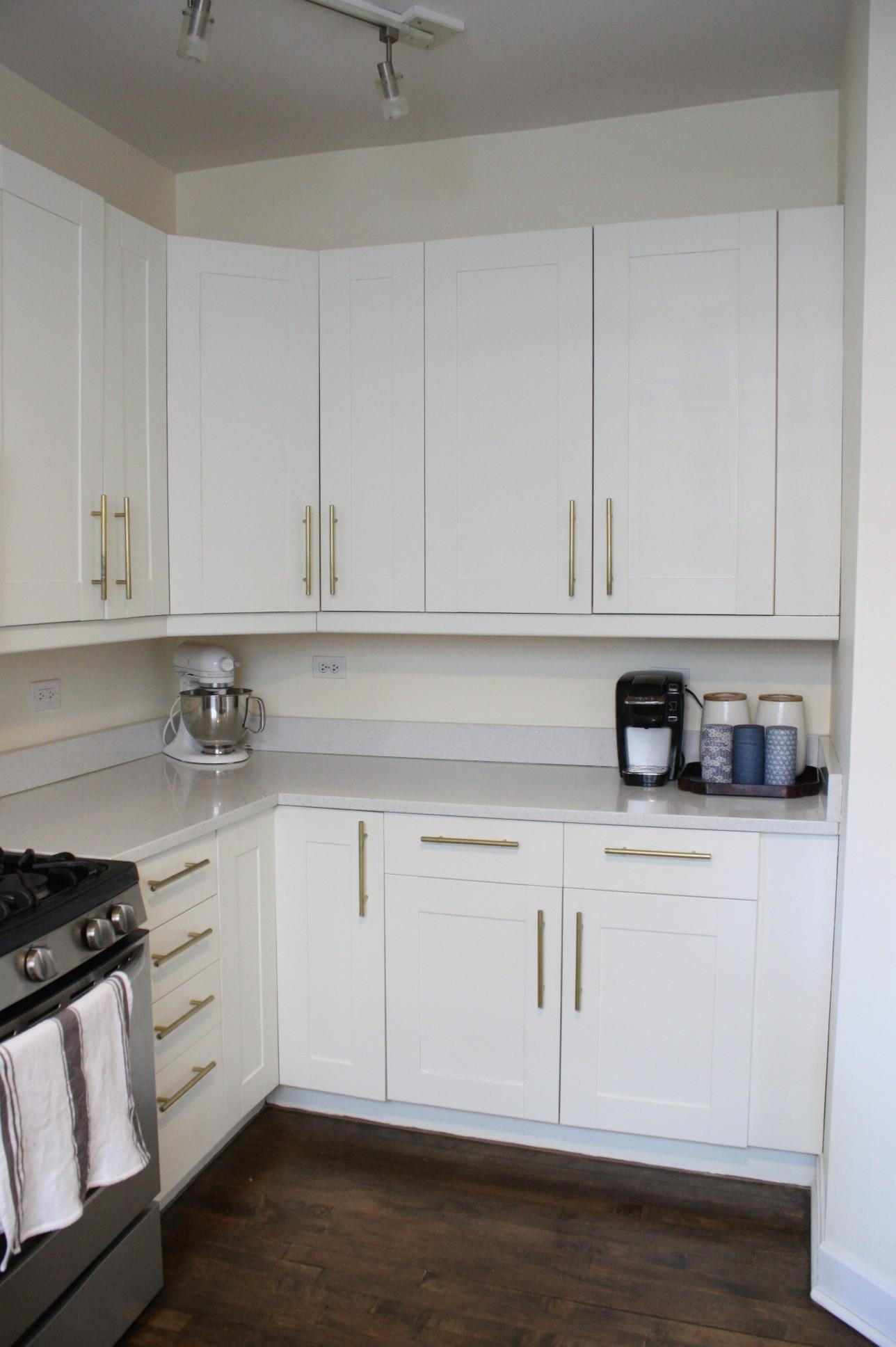 Kitchen Progress Update - Nomad Luxuries