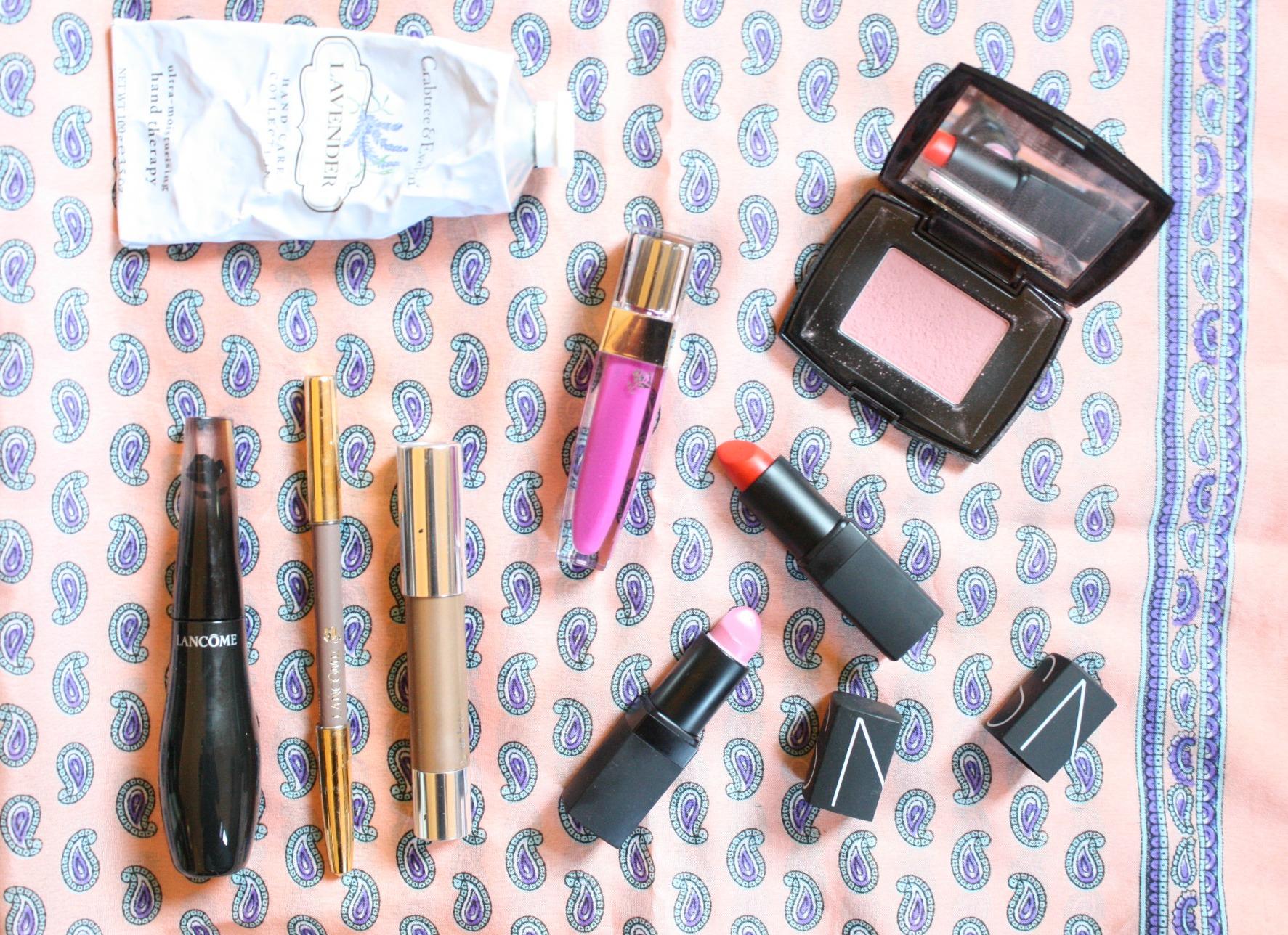 makeup portion