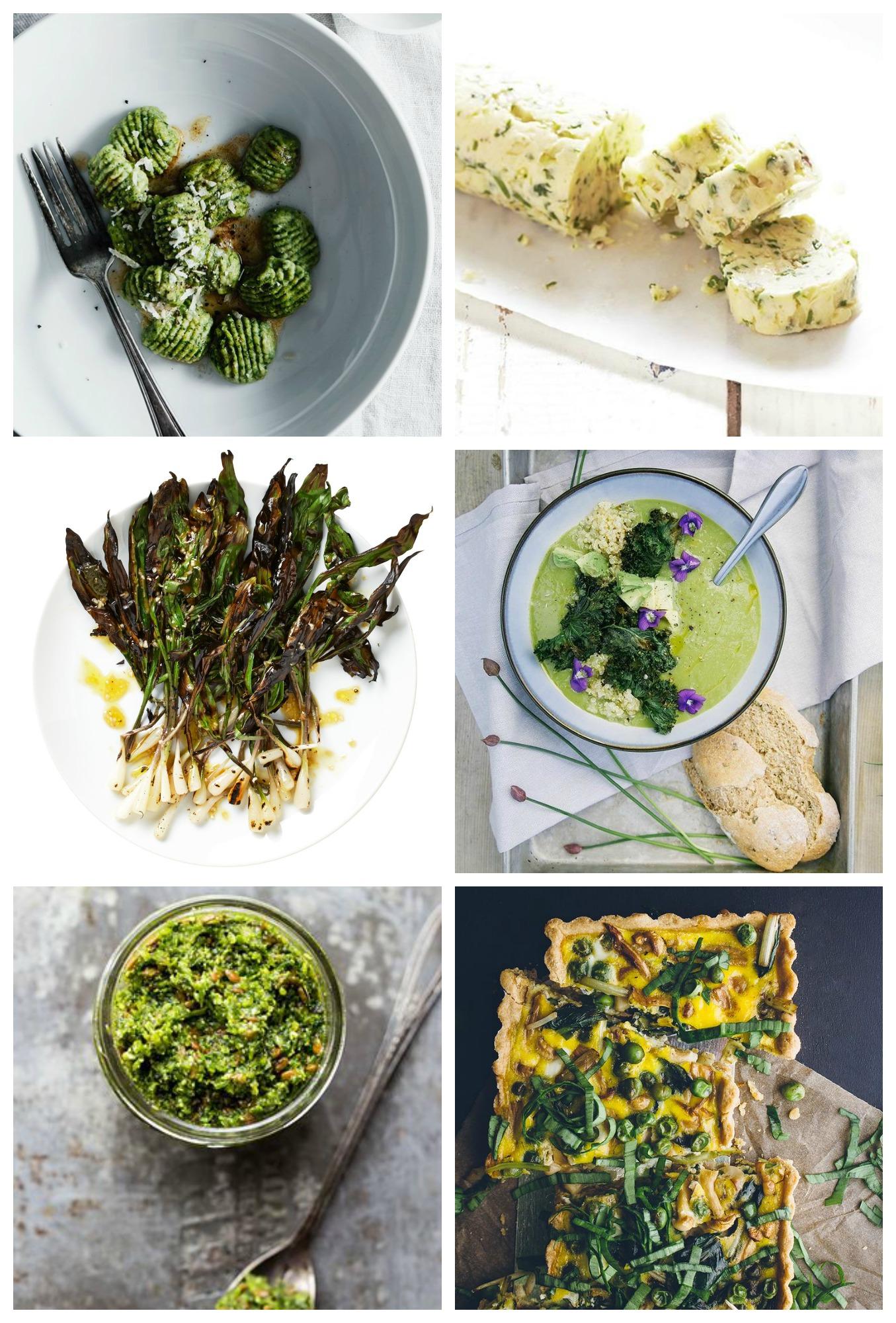 ramp recipes