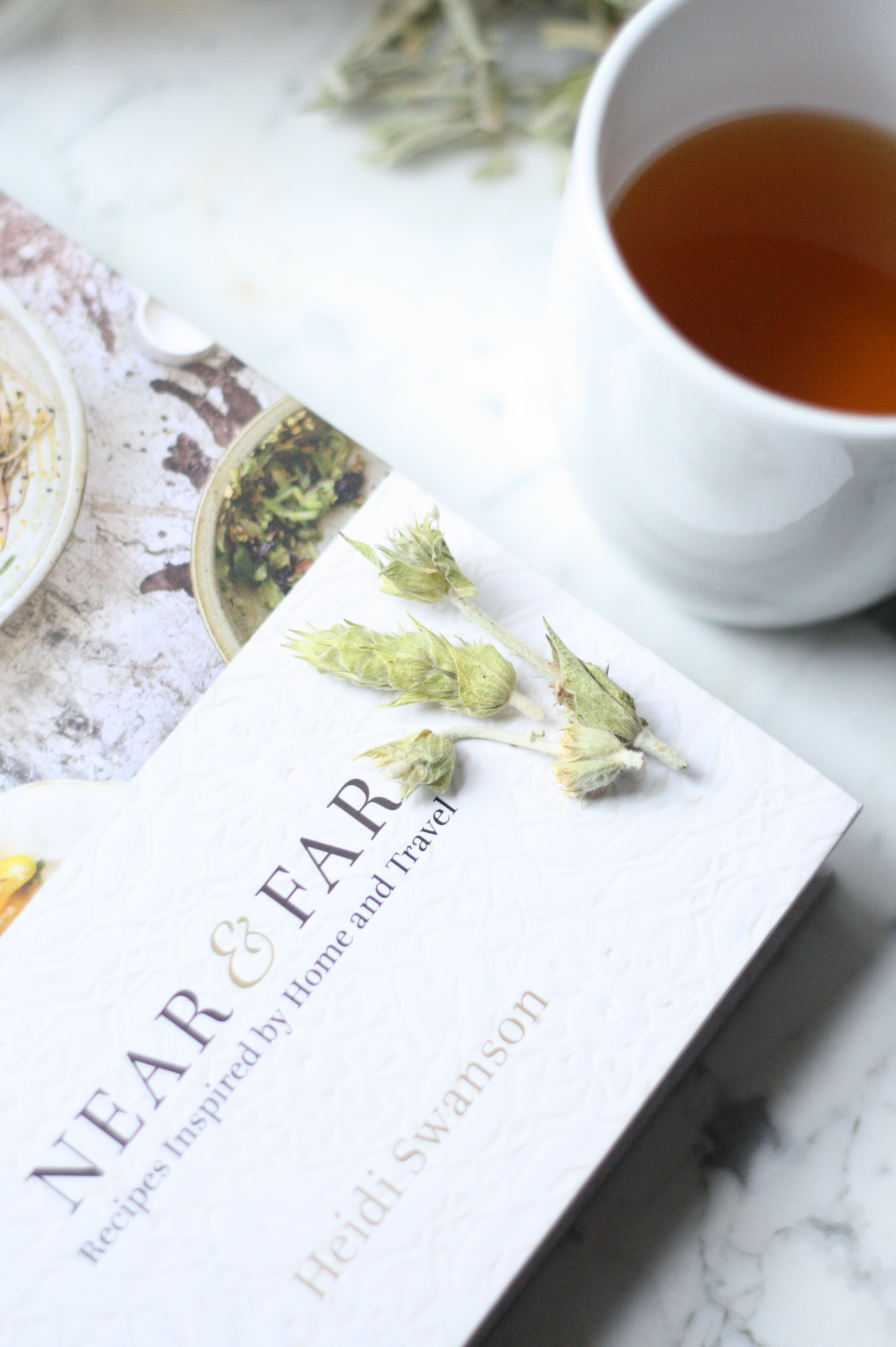 Morning Ritual | Greek Mountain Tea - Nomad Luxuries
