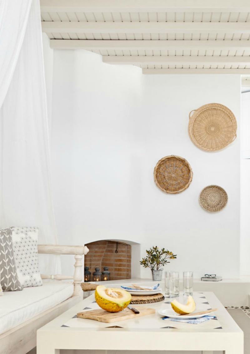 NoMad Luxuries Interiors Interiors Mykonos, Greece