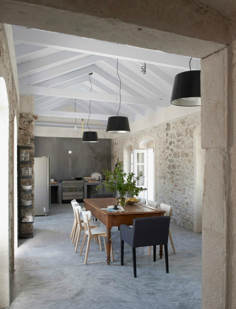 Home A Restored Villa On Ithaca Nomad Luxuries