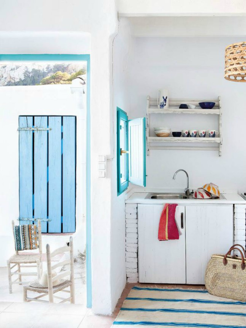 NoMad Luxuries a beachside boho home in Alicante Spain for summer