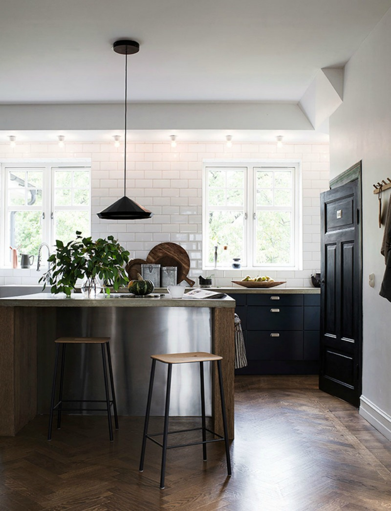 NoMad Luxuries Home Tour of a Scandinavian farmhouse