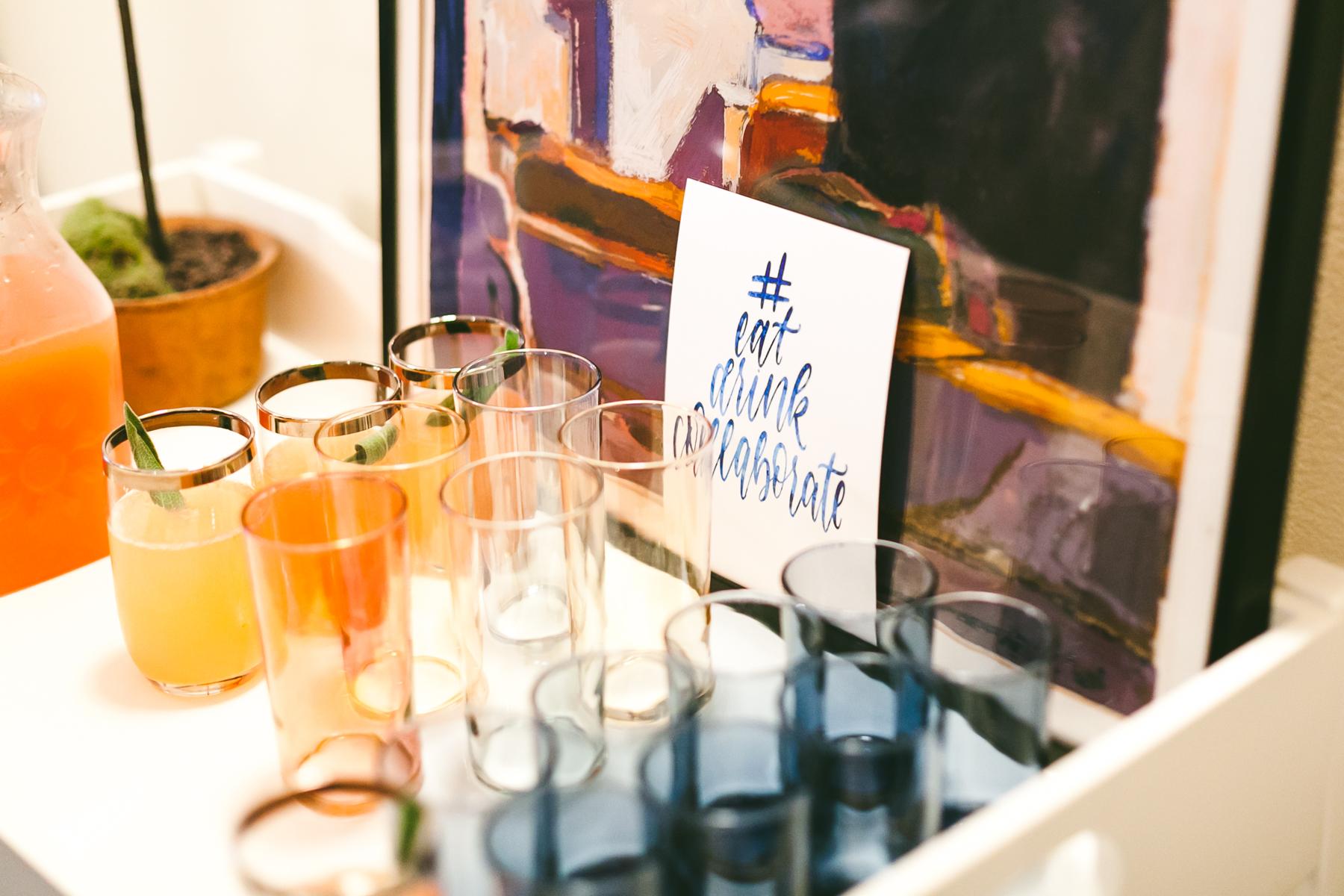 NoMad Luxuries hosts a blogger brunch inspired Mediterranean menu for networking in chicago
