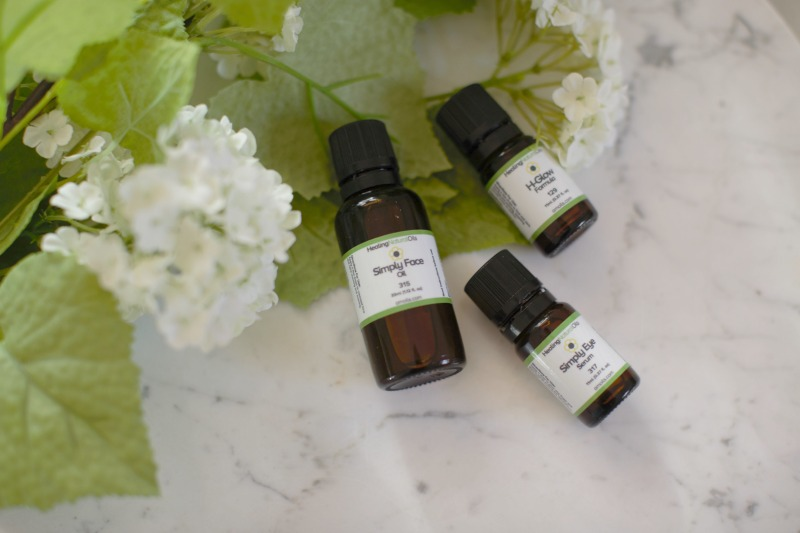 NoMad Luxuries Beauty featuring skincare routine with Healing Natural Oils for antiaging