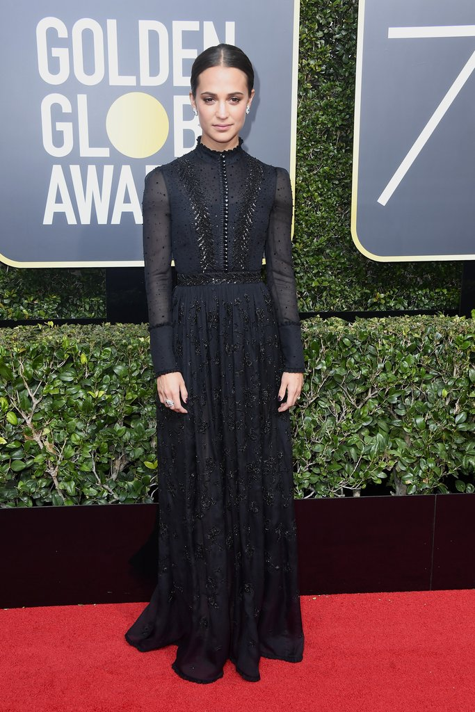 Yana Frigelis of NoMad Luxuries rounds up her best dressed list from the 2018 Golden Globes