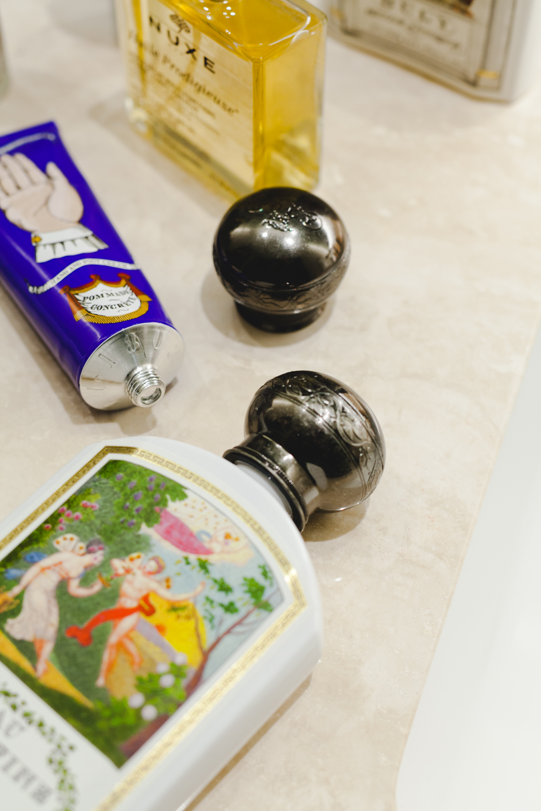 NoMad Luxuries shares her top french beauty products