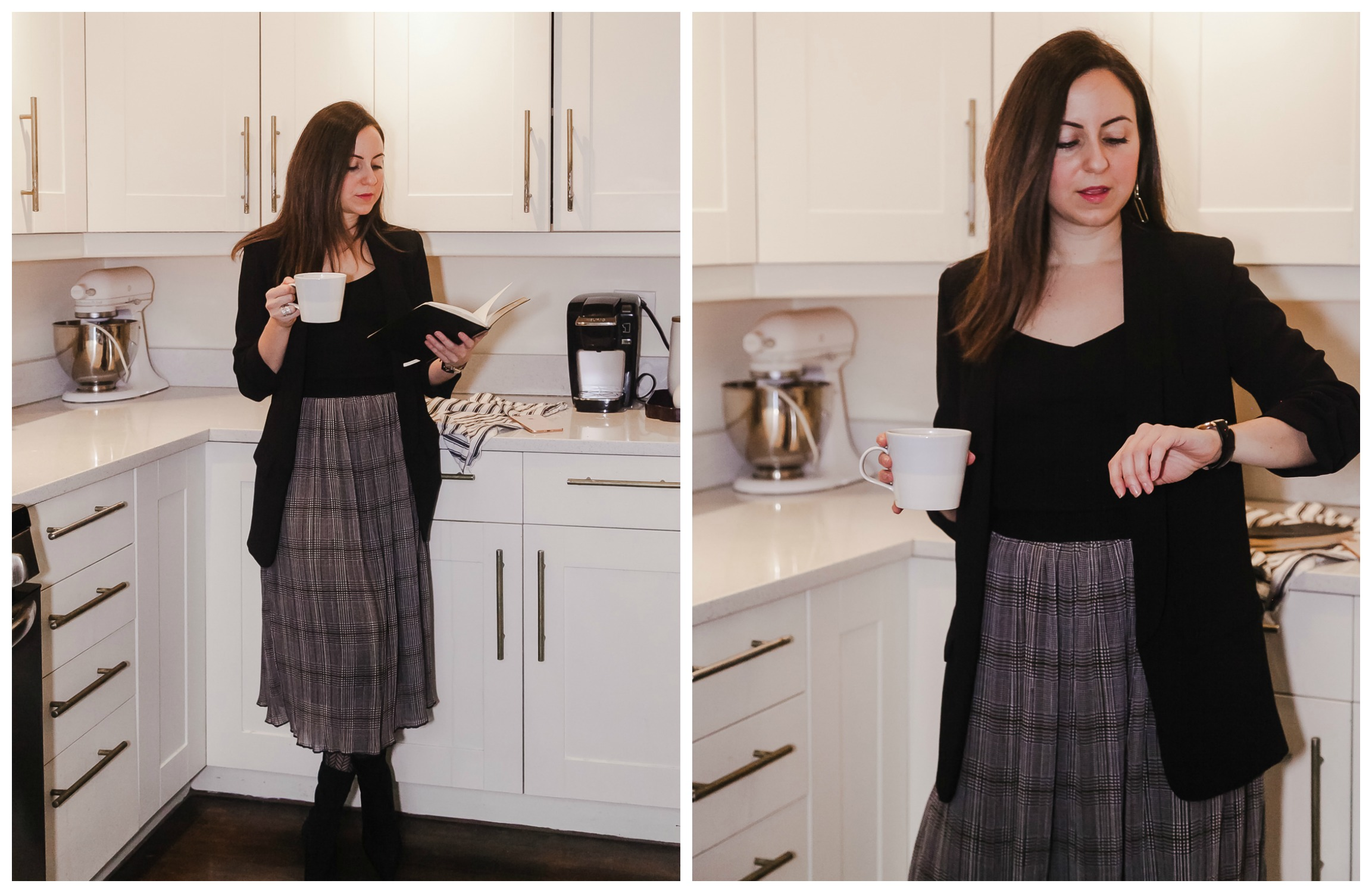 Yana Frigelis of NoMad Luxuries sharing her 5 tips to become a morning person
