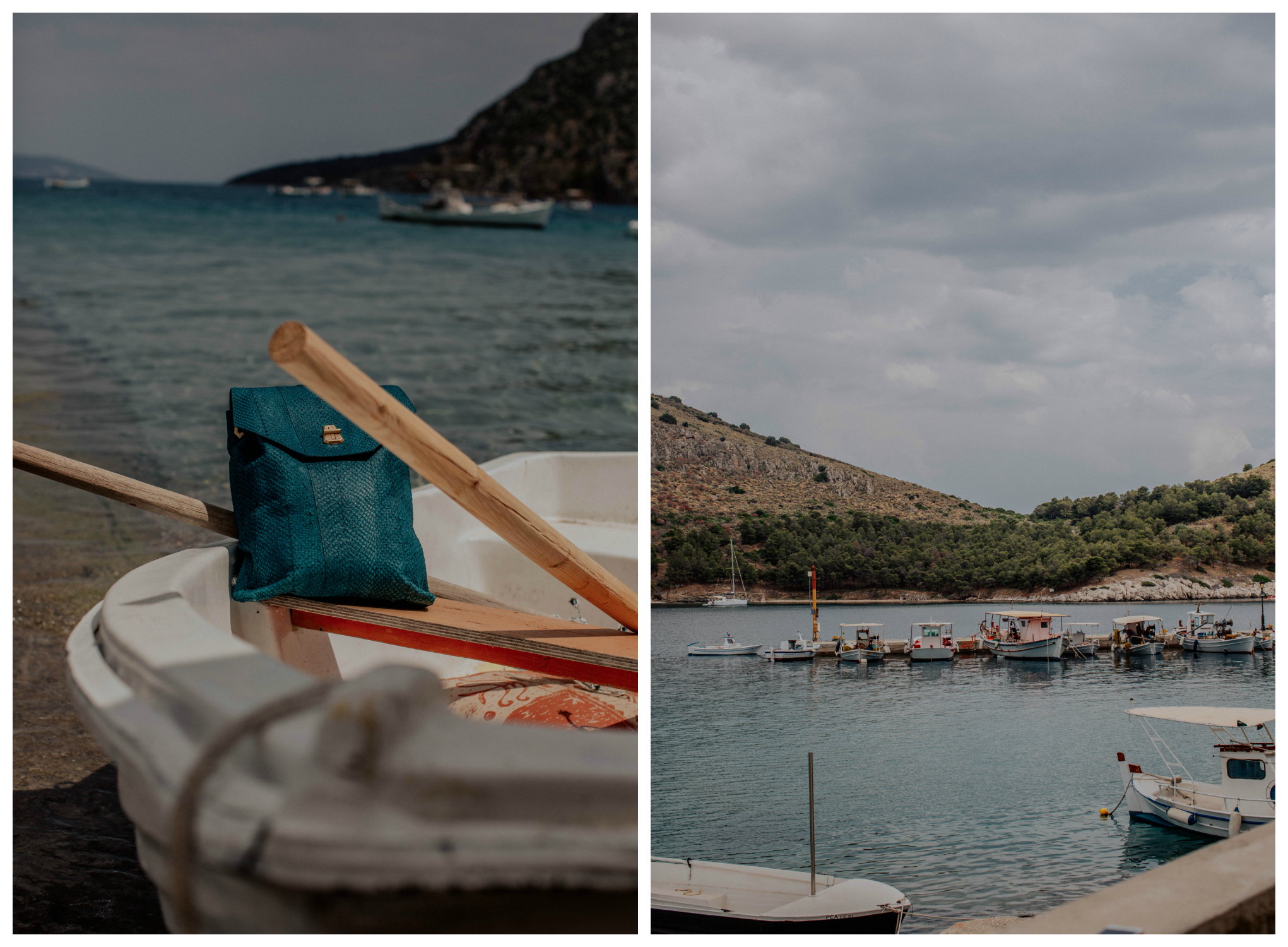 Designer Spotlight on the sustainable accessory brand aitch aitch on NoMad Luxuries