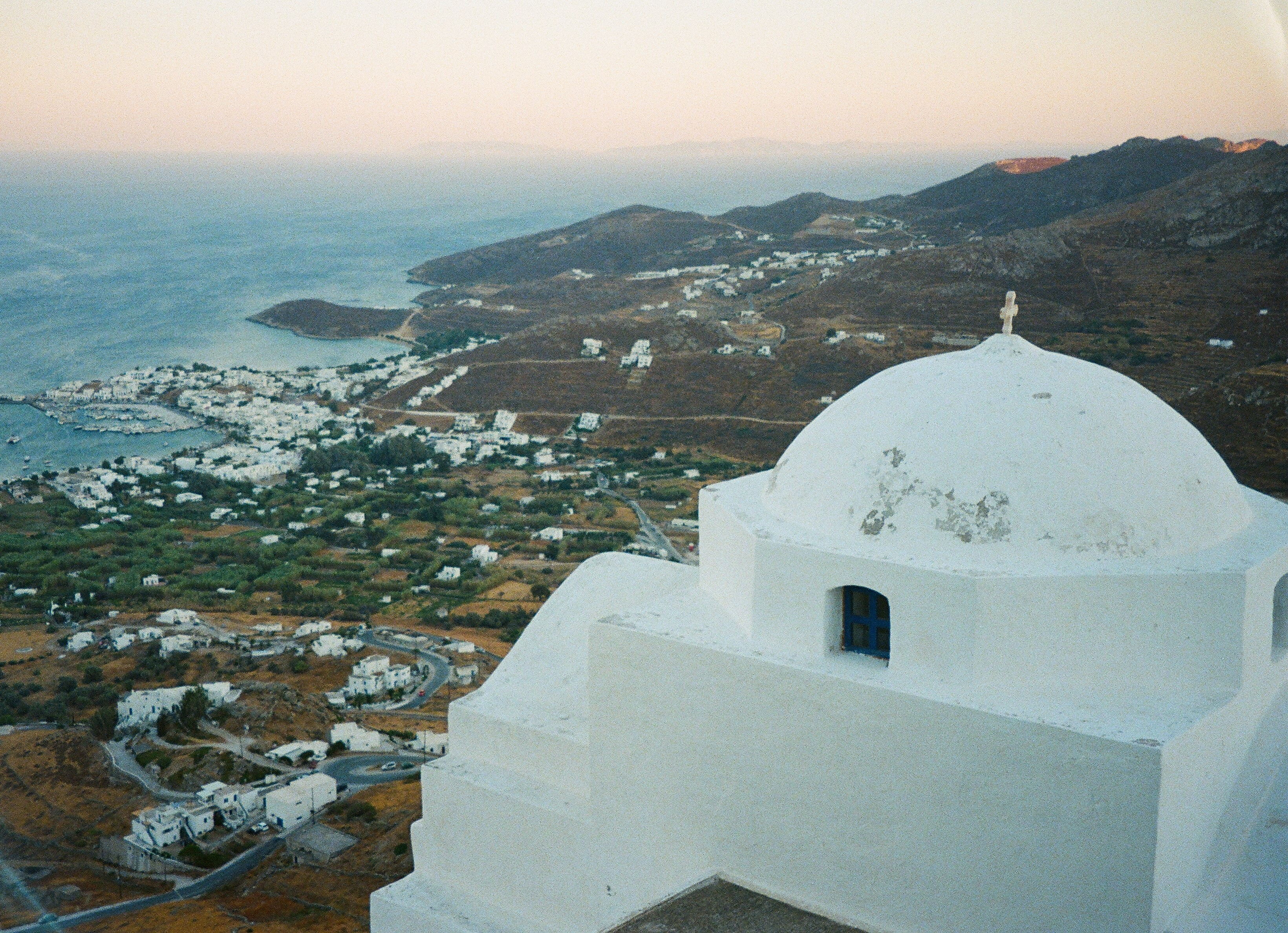A weekend in Serifos the islands of the Cyclops