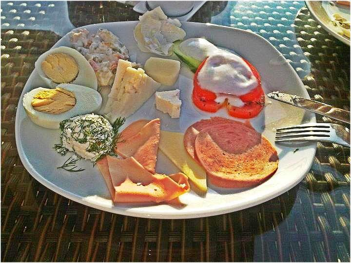 Nomad Luxuries image captured of traditional turkish cuisine.